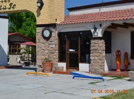 Hotel Santa Fe, Cuatrociénegas de Carranza