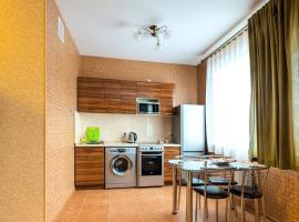 Apartment On Prospekt Pobediteley, Minskas