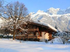 Chalet Les Islouts, Chamonix-Mont-Blanc