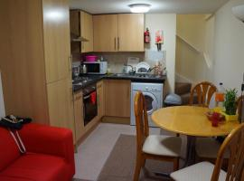 Lower Cathedral Road Apartment, Cardiff