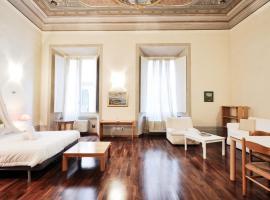 Tornaquinci Apartment 4