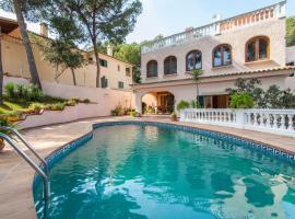 Villa Costa D´en Blanes, קוסטה דן בלאנש
