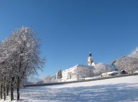 Gästehaus der Benediktinerabtei Fiecht