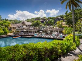 Capella Marigot Bay, St. Lucia, Marigot Bay