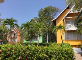 Samán Hostel Island, Isla Grande