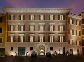 Palazzo Scanderbeg, Рим