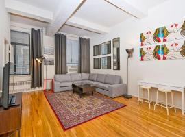 Luxury Three Bedroom Apartment on Park Ave & 31st Street - Midtown East, New York