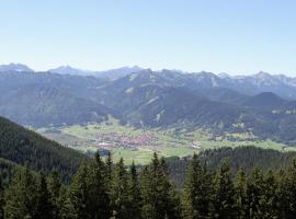 FeWo Steckenbergblick/Gästecard, Unterammergau