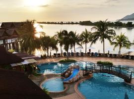Delisha Suite Private Unit @ Langkawi Lagoon, Kampung Padang Masirat