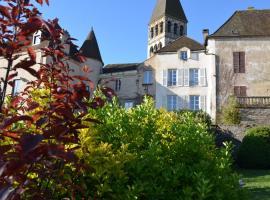 Maison d'Hôtes La Tour Du Trésorier, Tournus