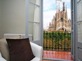 BarcelonaForRent Plaza Sagrada Familia Apartment, Barcelona