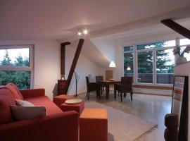 Charmante Dachwohnung mit Terrasse, Majnc
