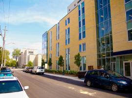 David C. Smith House - Queen's University
