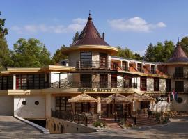 Hotel Kitty, Miskolctapolca