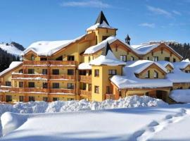Ski Apartment Tatran, Dóval
