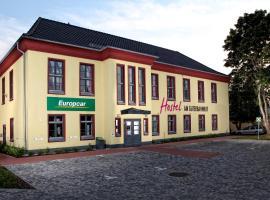 Hostel am Güterbahnhof, Neubrandenburg