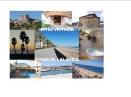 Hotel Victoria, Segur de Calafell
