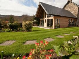Craigatin House & Courtyard, Pitlochry