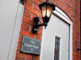 The Coach House, Castle Donington