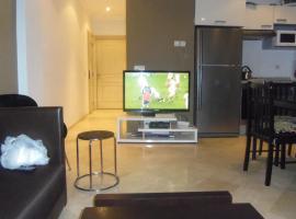 Afrique Master Media Apartments, Casablanca