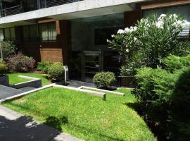 S y F Apartments, Santiago