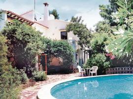 Holiday home Avd. Mediterraneo, Benissa