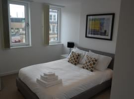 Eagle Two Bedroom Apartment in Old Street, London