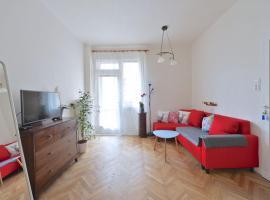 Zofin Riverside Apartment, Prague