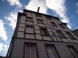 Ferienwohnung To Hous, Monschau