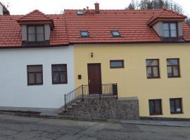 Delanta Apartment, Český Krumlov