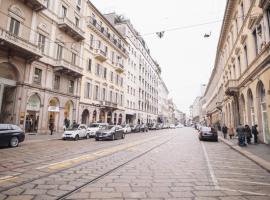 Turati Apartment, Milano