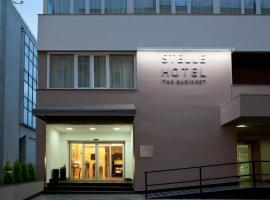 Stelle Hotel The Businest, Naples