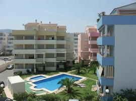 Apartamento Castillo Playa, Denia