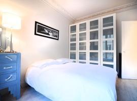Tour Eiffel Cosy Apartment