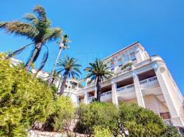 Appartement Au Cap De Nice Vue Mer, Nice