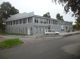 Hotel Kosmos, Baykalsk