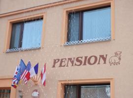 Pension Beránek, Прага