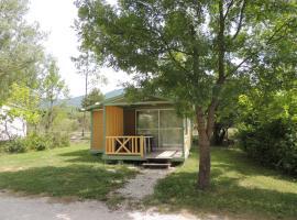 Camping Des Rosieres, Rosans