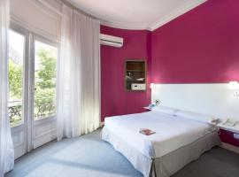 ホテル ムンディアル