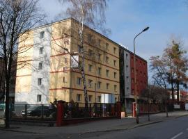 Hotel Malinowski Economy, Gliwice