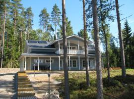 Lomapesä Cottages, Pertunmaa