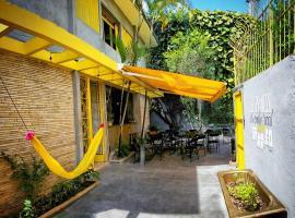 The Pod SP Hostel & Bar, Sao Paolo