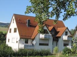 Ferienwohnung Gertraud Müller, Gersfeld