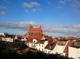 Altstadt Fairmietung, Wismar