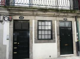 Cosy & Charming Flat Downtown Porto, Oporto