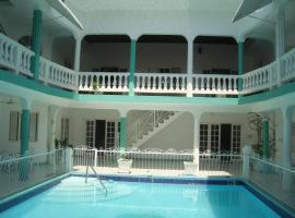 Villa Diamond Guest House, Unity Hall