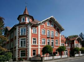 mD Hotel Johannisbad, 바트아이블링
