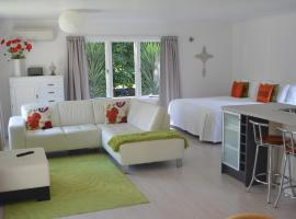 La Frontiere Boutique Accommodation, Gisborne