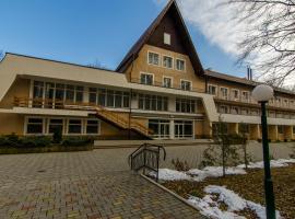 """Retreat Center """"Svitlytsia"""", Bryukhovychi"""