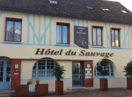 Hôtel du Sauvage, La Ferté-Gaucher